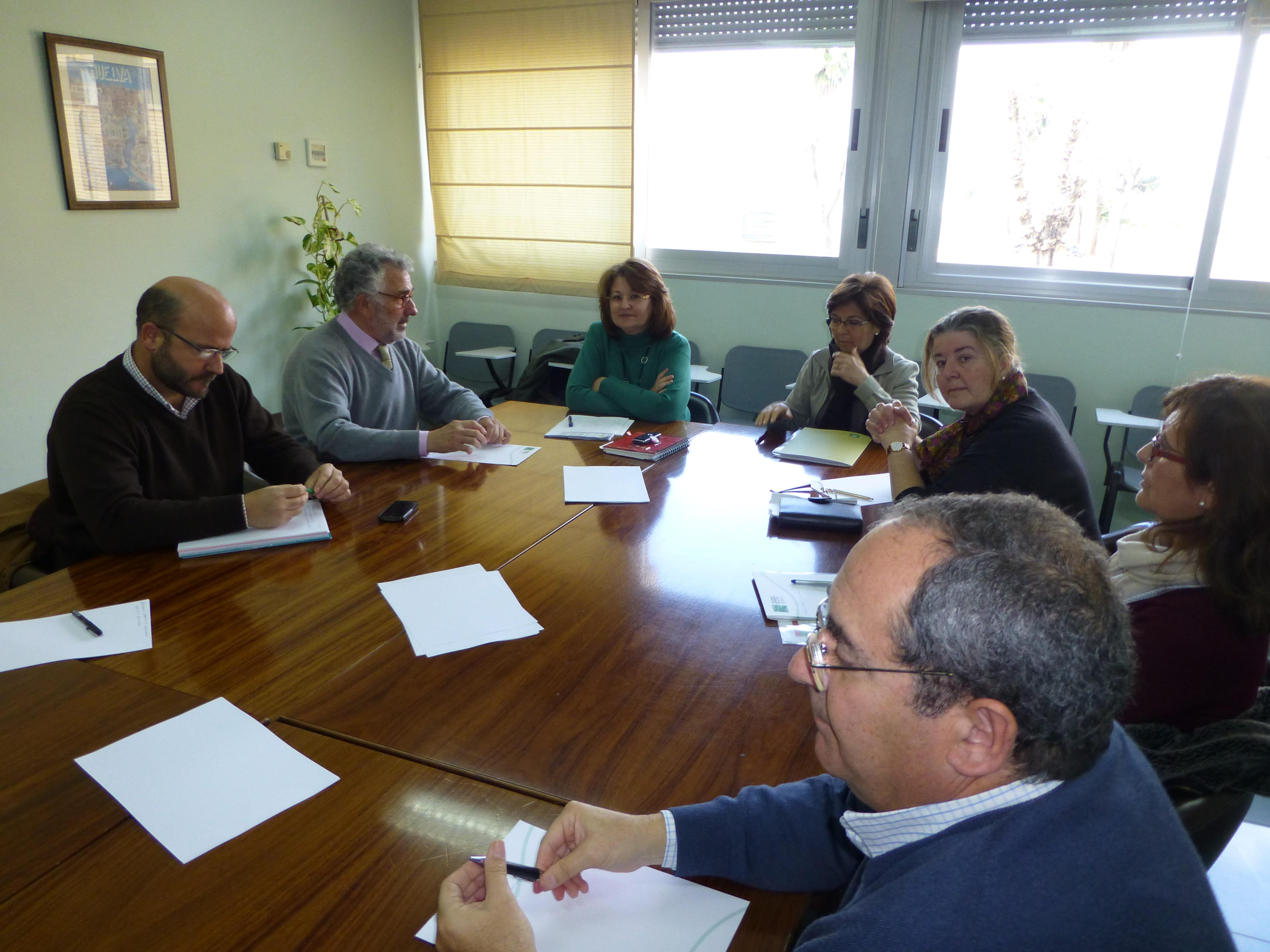 Reunión ASAJA-IFAPA