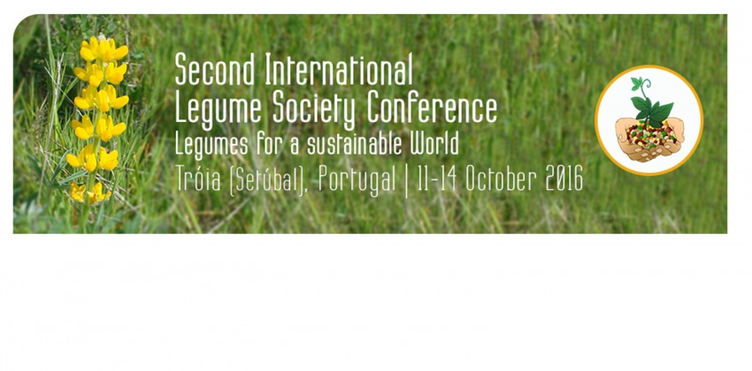 Second International Legume Society Conference (Troia, October 2016)