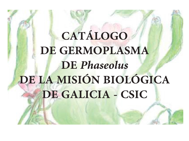 Portadacatalogogermoplasma