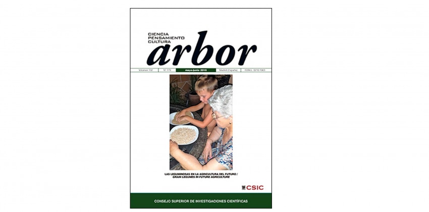 La revista Arbor del CSIC publica un volumen especial dedicado a las leguminosas