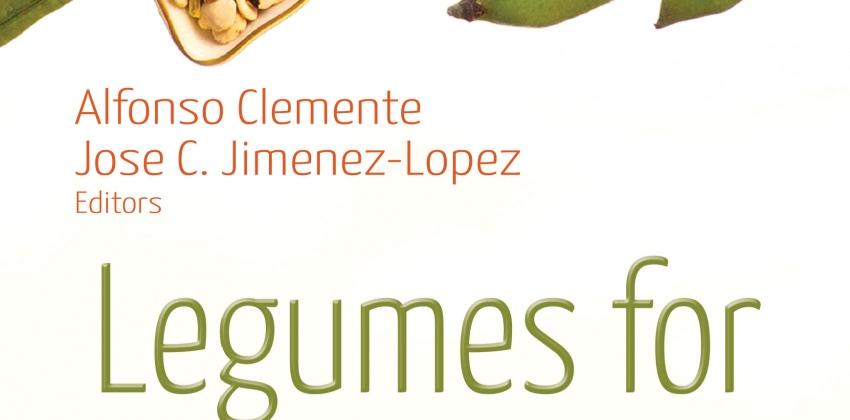 Publicacion del libro Legumes for Global Food Security