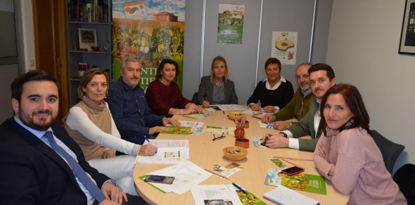 La Lenteja de Tierra de Campos reclama actuaciones para el reconocimiento social de las IGP como sello de calidad