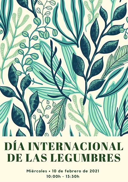 Día internacional de las Legumninosas en 2021. Asociación Española de las Leguminosas